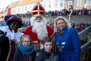 Sinterklaasintocht Heusden