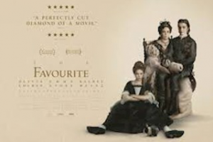 Filmvertoning: The Favorite