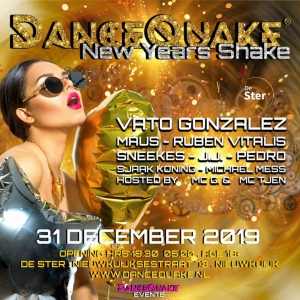 DanceQuake New Years Shake