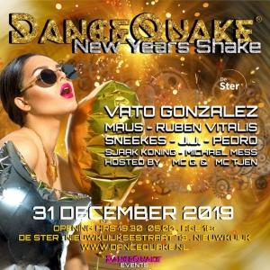 DanceQuake New Years Shake