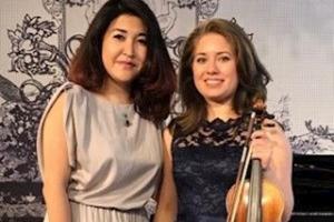 Utopia Klassiek Duo Danielle Daoukayeva,Gulmira Issabeko