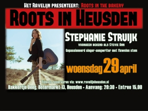 Stephanie Struijk - Roots in Heusden (Roots in the Bakery)