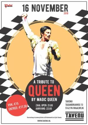 MAGIC QUEEN A Tribute To Queen (IT)