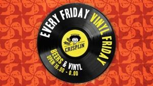 Vinylfriday met DJ Pieke