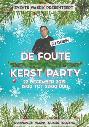 Foute kerst party