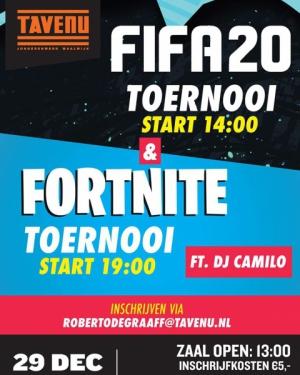 FIFA 20 / Fortnite toernooi