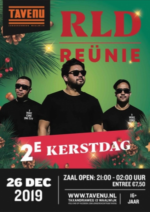 BE THERE,RLD REÜNIE !!!