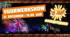 Vuurwerkshow Vuurwerk-Vlijmen.nl
