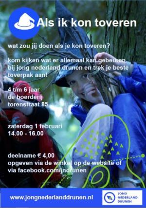 Toveren met Jong Nederland