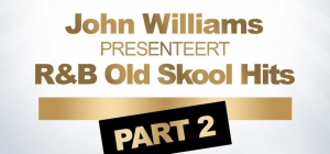 John Williams presenteert