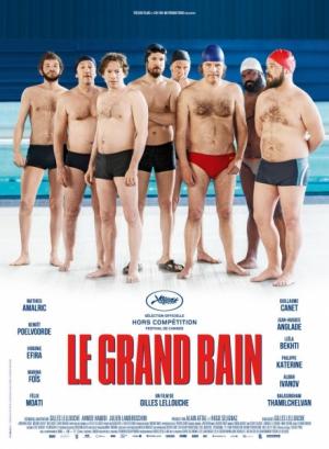 Film in Het Gouverneurshuis : LE GRAND BAIN