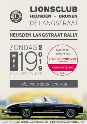Heusden Langstraat Rally 2019