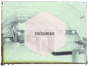 Cultuurcafé in de Cultuurtoren